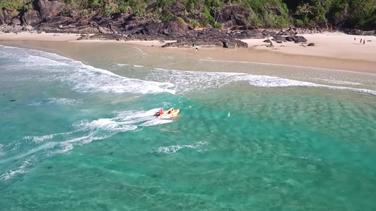 澳大利亚海上救援
