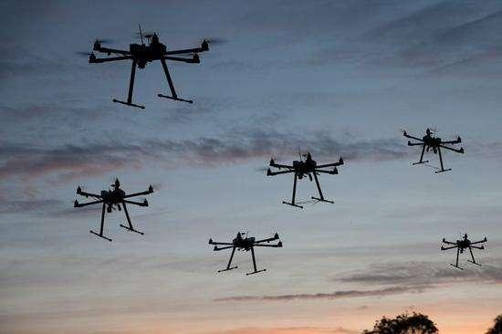 警用工业无人机应用场景有哪些?