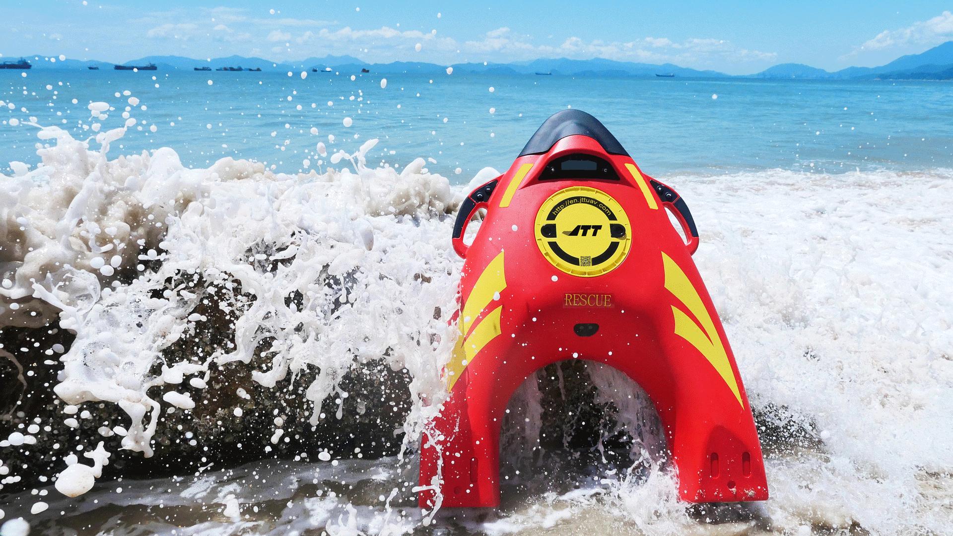 JTT-R1 水上救援机器人
