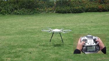 JTT-T60 v1工业无人机中文教学视频